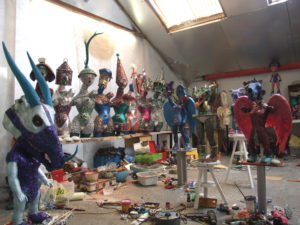 View of my studio # 2 by Mista Fig
