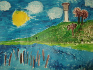 The Light House by Butterfly