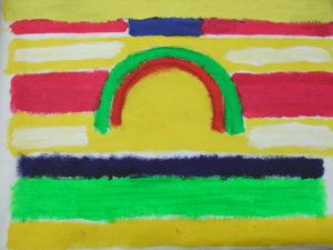 Rainbow Colours by Brett Hidden