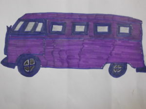 Decorate our Camper Van by Dave  King