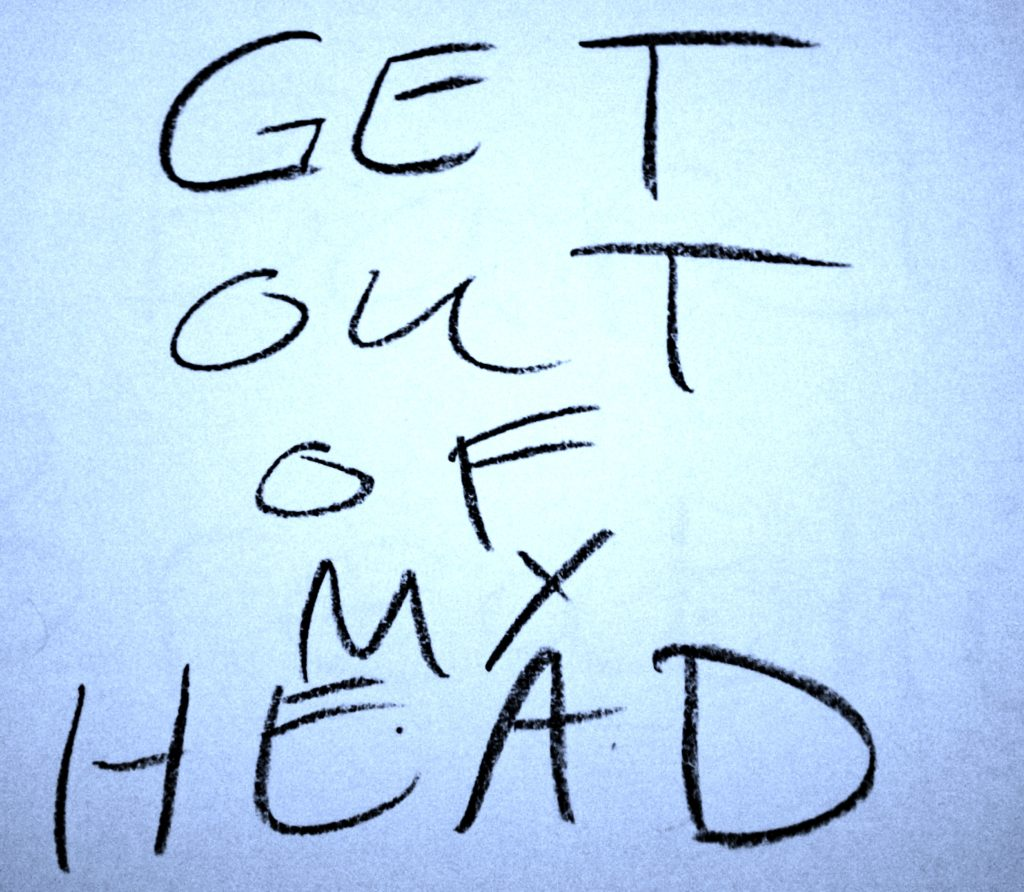 18367 || 3493 || Get Out Of My Head || If you intend to put this work up for sale || 6228