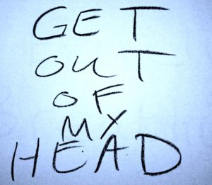Get Out Of My Head by Kerry Gerdes