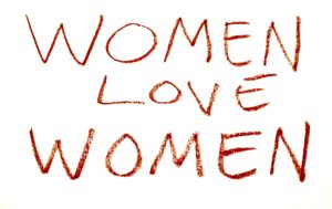 Women Love Women by Kerry Gerdes