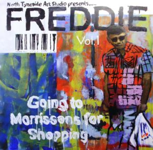 Going to Morrison's for Some Shopping by Freddie Nichols