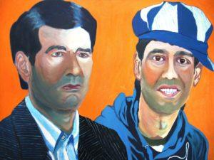 Me and Baba by Ali Samvati