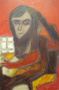 The Poor Pianist by Fatma Durmush