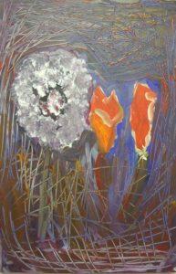 Flowers in Winter by Fatma Durmush