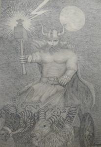 Thor by Paul Teed