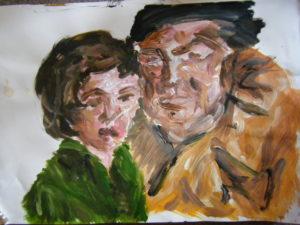 Couple by Flozza