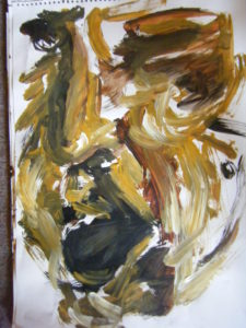 portrait II by Flozza