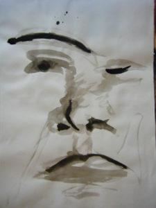 portrait III by Flozza