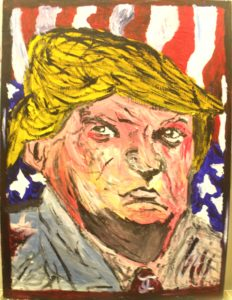 TRUMPED by Charles  Truman