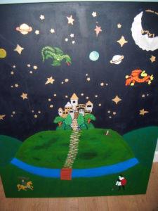 Magic Night by John Guppy