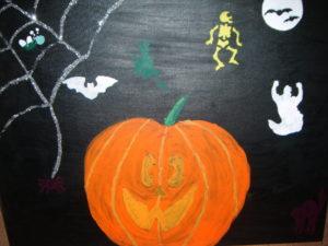 Spooks in the Night by John Guppy