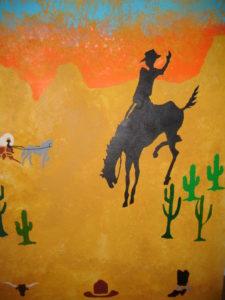 Wild Wild West by John Guppy