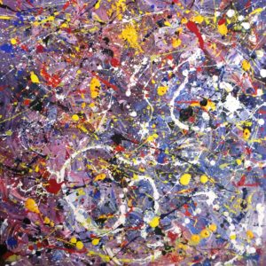 Carlsky after Pollock by craig c