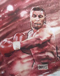 Iron Mike by Peter Holmes