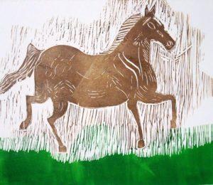 Horse by Ali Samvati