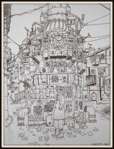 Manga Steampunk by Carole