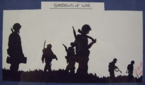 Shadows of War by Graham S Open Door MK