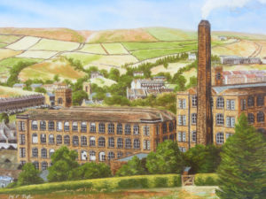Bank Bottom Mill by Martin T