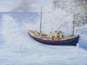 Flambourgh Lifeboat by Martin T