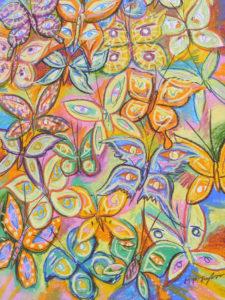 Magic Butterflies by Martin T