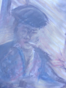 Chap with a Flat Cap by Martin T