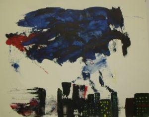 Urban Threat by Janee Hall