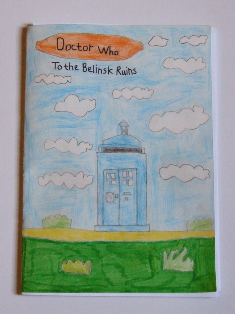 3629 || 1652 || Doctor Who - To the Belinski Ruins || If you intend to put this work up for sale || 2841