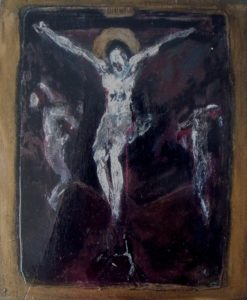 Christ by Maria Kuipers