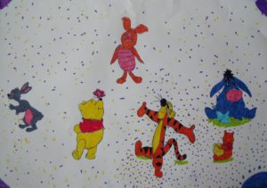 Whinnie the Pooh by Jodie Upton