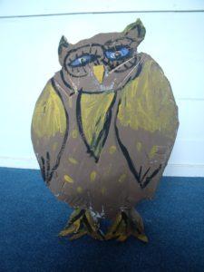 Owl by Jodie Upton