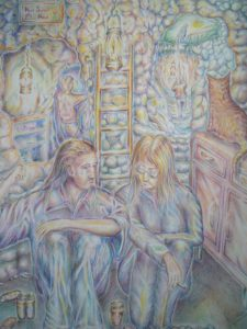 Marginalised Jealousy by Duncan James Simpson