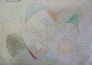 Squiggles and Patterns by Mark H