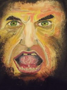 Me angry by Paul Ashton