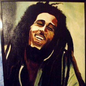 This is Bob Marley by Paul Ashton