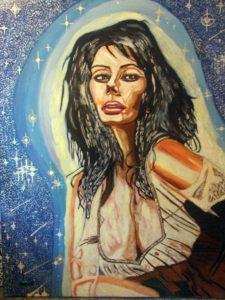 sophia loren italian actress by shjbudd