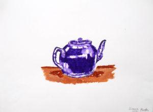 The Tea Pot by Simona Hartia