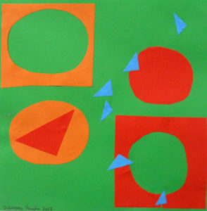 Geometric Symbols by Simona Hartia