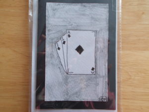 playing cards by sophie mayes