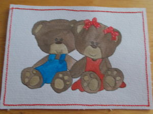 teddy bears by sophie mayes