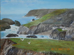 Kynance Cove Cornwall by ron