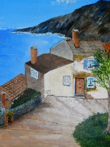 Clovelly by ron