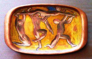 Duncan's Dancers. by SeaSideSean