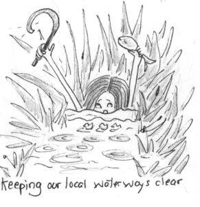 Eco Volunteering by Wendy Bailey