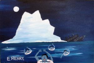 Titanic by Edward Henry
