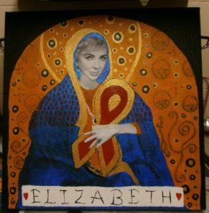 'Elizabeth' by Mandy Webb