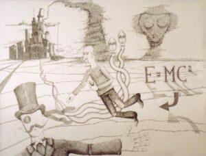 Emc2 by Steve Lewis