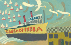 Emperess of India by Richard Poel